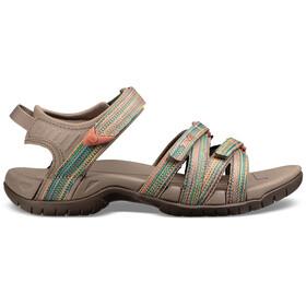 Teva Tirra Sandals Dam taupe multi